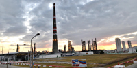 Petrochemical Works in Central Cuba