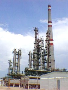 Cuban Oil Refineries: Substitute Imports