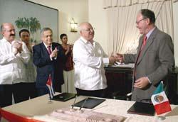 Universidades de Cuba y Mexico consolidan relaciones