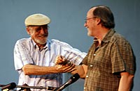 In Havana a simple and lovely concert of poems and songs for the Heroine of the Cuban Revolution