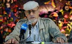 Roberto Fernández Retamar (Cuba) it will be sworn of the  award to Critical Thinking in Venezuela