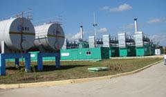 En Cuba Emplazan bateria de generacion distribuida en Yaguaramas