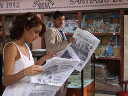 Cuban Film Occupies Main Billboard in Las Tunas