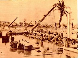 Hurricane Paloma hit the area of another hurricane that devastated Santa Cruz del Sur in 1932
