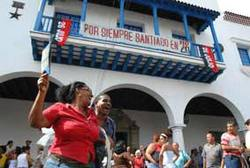National Rebelliousness Day in Cuba July 26