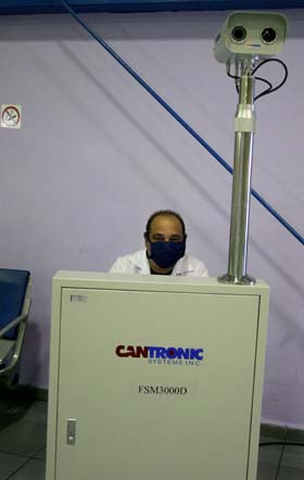 Plan for Confronting Influenza A H1N1by the Civil Defense National of Cuba