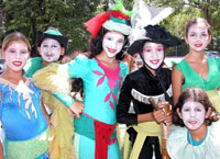 Childrens Theater in Ciego de Avila Cuba