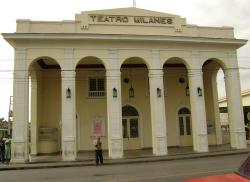 Symbolic Cultural Institution of Pinar del Río, Cuba Milanés theater Nominated for Restoration Award