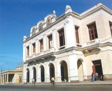 Tomás Terry Theatre in central Cienfuegos, Cuba: National Preservation Prize 2008