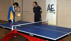 Cuban Ping Pong player 31st in world ranking