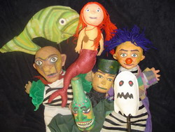 Puppets Workshop in Cuban Province