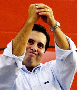 Despide Primer Vicepresidente cubano Machado Ventura al Presidente de Panama