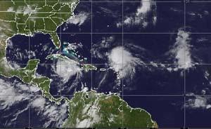 En Cuba record mundial de rafaga de viento reconocida por la Organización Meteorológica Mundial
