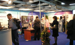 In the 14th ˜Tourist Panorama¨ Fair in Athens Cuba Participates