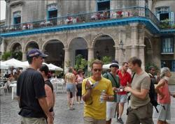Cuba's authorities are interested in increasing tourist arrivals from Mexico
