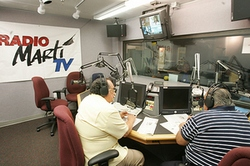 Radio, and TV Martí to Downsize, Revise Format of Broadcasts to Cuba