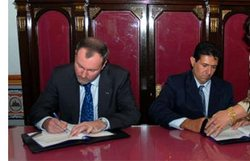 Cuba and Ukraine Sign New Accord
