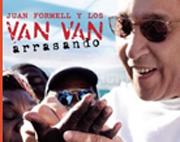 Orquesta Van Van de Cuba incluye tema inedito de Rubén Blades en ultimo disco