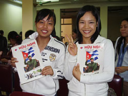 Vietnam Cuba Frienship