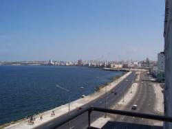 Malecon in Habana