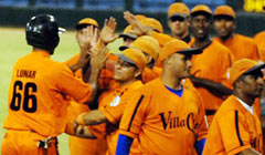 Cuban Baseball Championship: Villa Clara Returns Home Unbeaten in Baseball Play Off