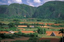In Pinar del Río, Cuba UNESCO will contribute to finance the restoration of the town of Viñales
