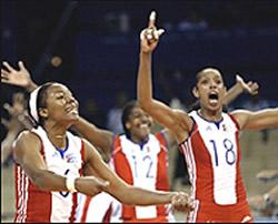 Cuba campeona en Copa Panamericana de voleibol femenino
