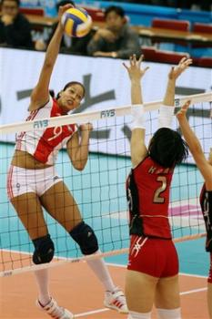 Cuba Ends Volleyball World Cup with Win over Serbia