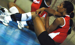 Yanelis Santos Named Capitan of Cuban Women Volleyball Team.