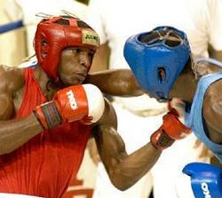 Cuban Boxers to Hungarian Tournament