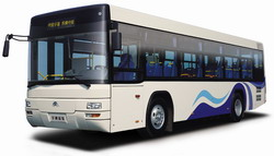 Cuba to assemble chinese buses