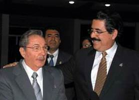 Honduran President Concludes Working Visit to Cuba