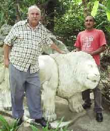 zoologico piedra