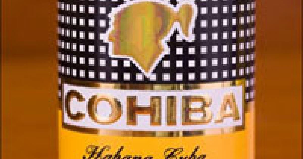 The Cohiba cigars exhibit new ring