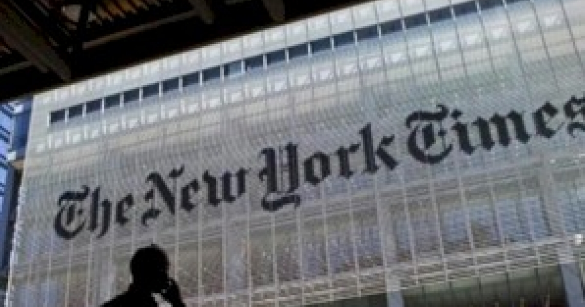 Facebook dating new york times headline