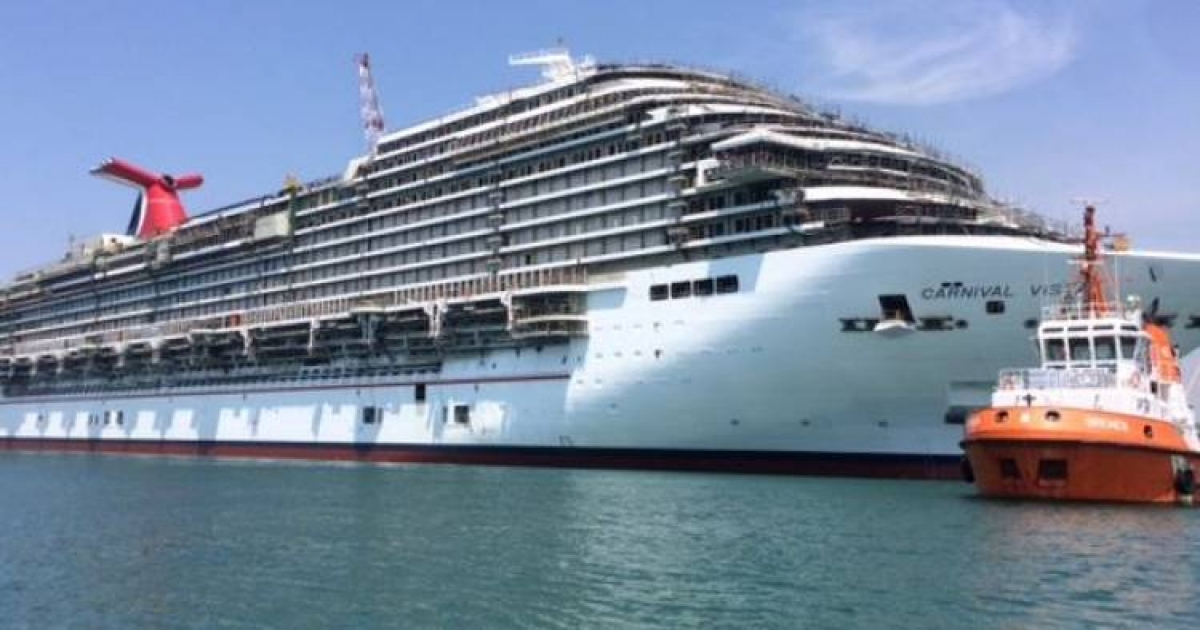 Breaking News Cruise Ship | Fitbudha.com