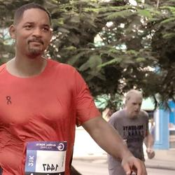 Will Smith tells how he prepared for the Havana Marathon