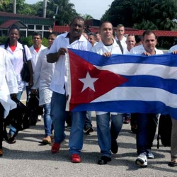 Cuba sends Henry Reeve medical brigade to Haiti