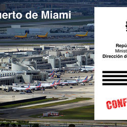 Leaked documents reveal espionage of Cuba at International Miami Airport