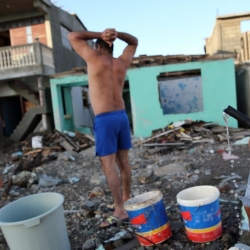 Cuban government will help finance construction of houses for victims of Matthew