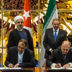 Cuba and Iran sign memorandum of understanding in key sectors