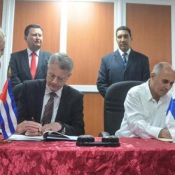 Cuba and Finland sign agreement on aviation