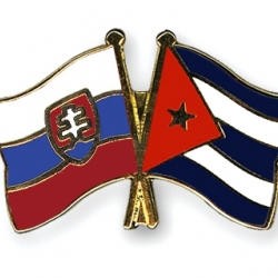 Cuba and Slovakia to strengthen relations