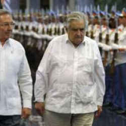 Jose Mujica said that Raul Castro has made the decision to leave the presidency of Cuba