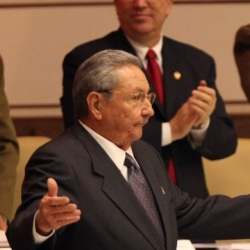 President Castro confirms restoration of relations with the US