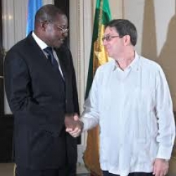 Chancellor of Benin Congratulates Cuba for its work in Africa against Ebola