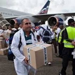 More Cuban doctors will help to fight Ebola in Liberia and Guinea