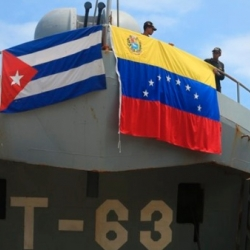Cuba receives humanitarian aid from Venezuela