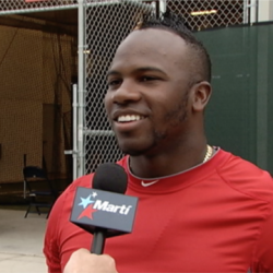 Rusney Castillo is recovering well from his injury