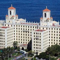Hotel Nacional de Cuba selected as leader of the island the Word Travel Awards